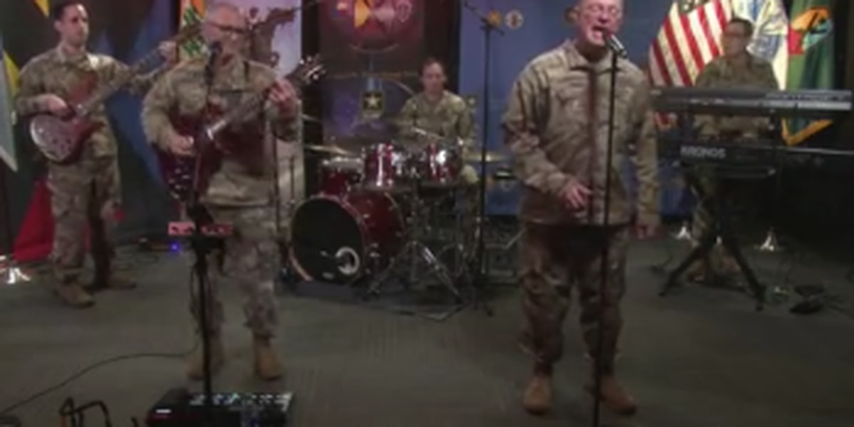 MILITARY MATTERS: Band at Fort Benning puts on rock concert online