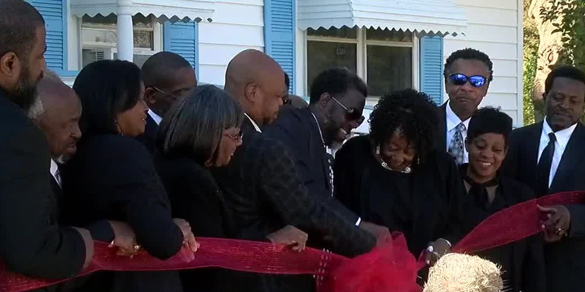 St. John African AME cuts ribbon on new education Dream Center