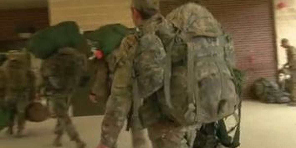 Best Mortar Competition at Fort Benning wraps up with one final day