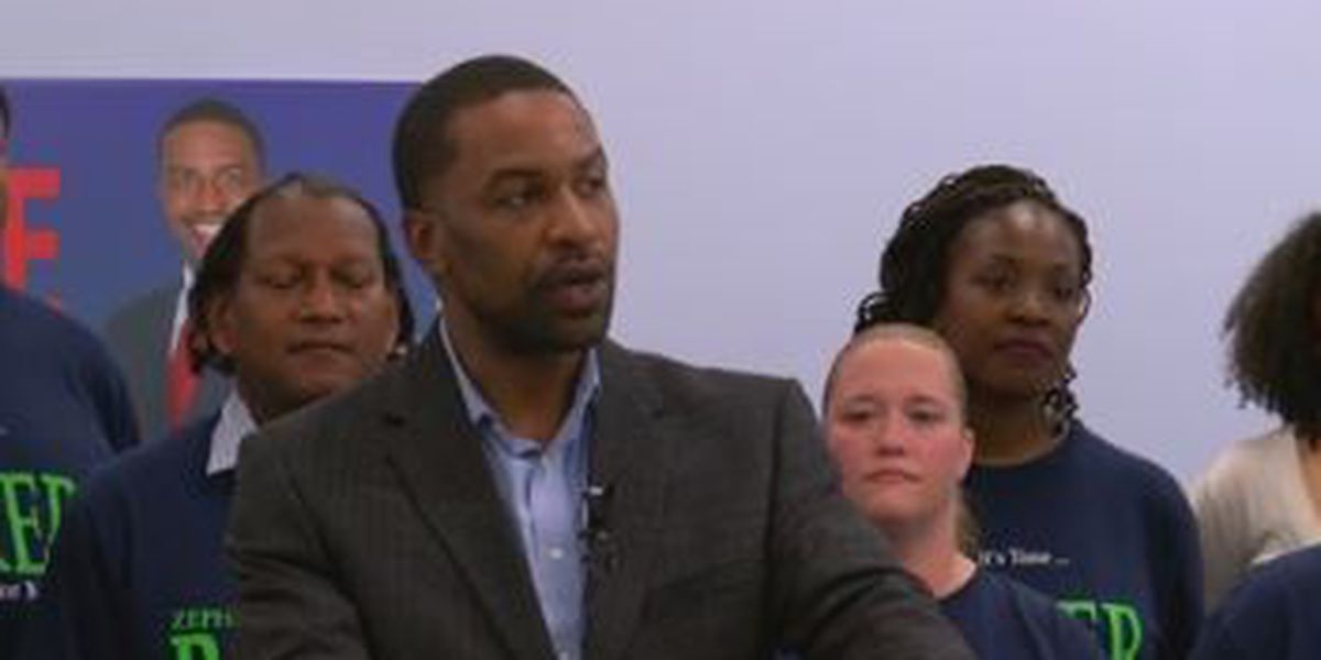 Columbus mayoral candidate responds to domestic violence allegations