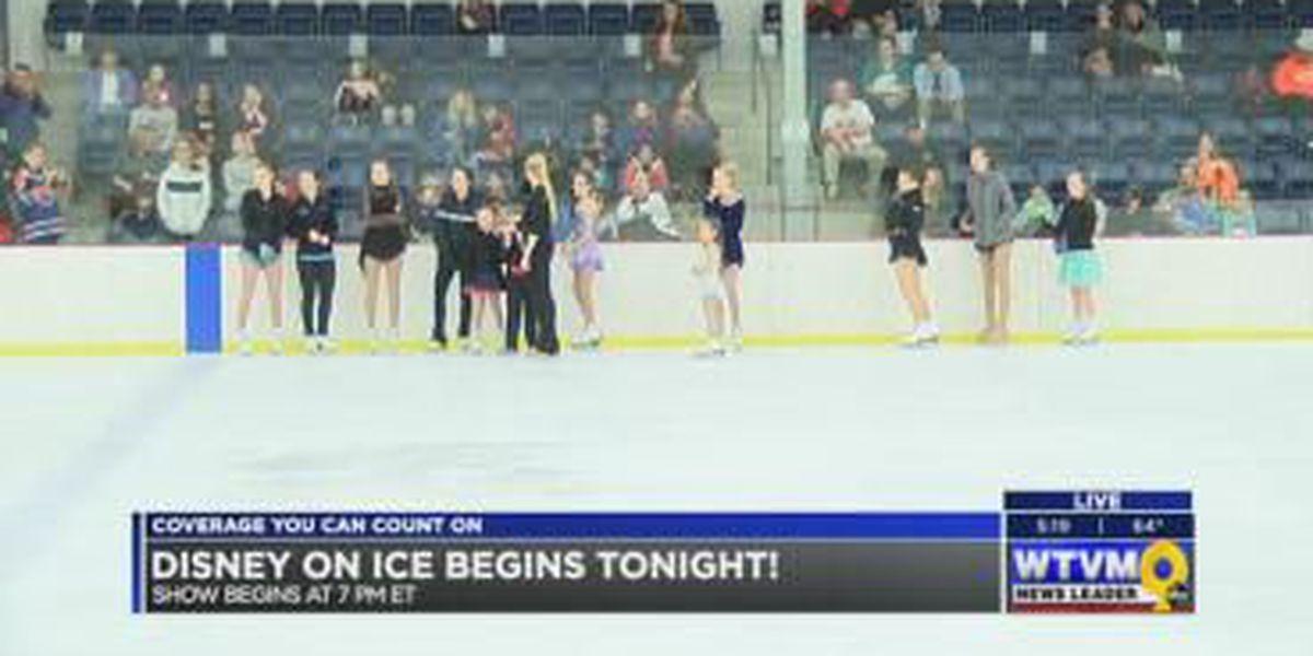 Disney on Ice underway at the Columbus Civic Center
