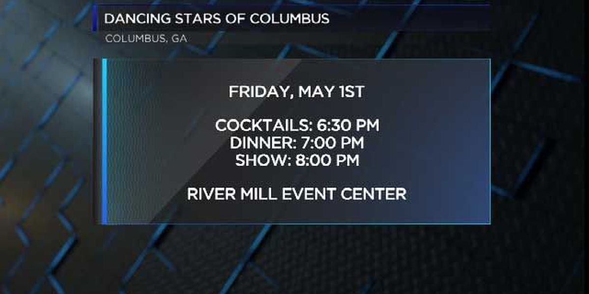 SEGMENT: Dancing Stars of Columbus