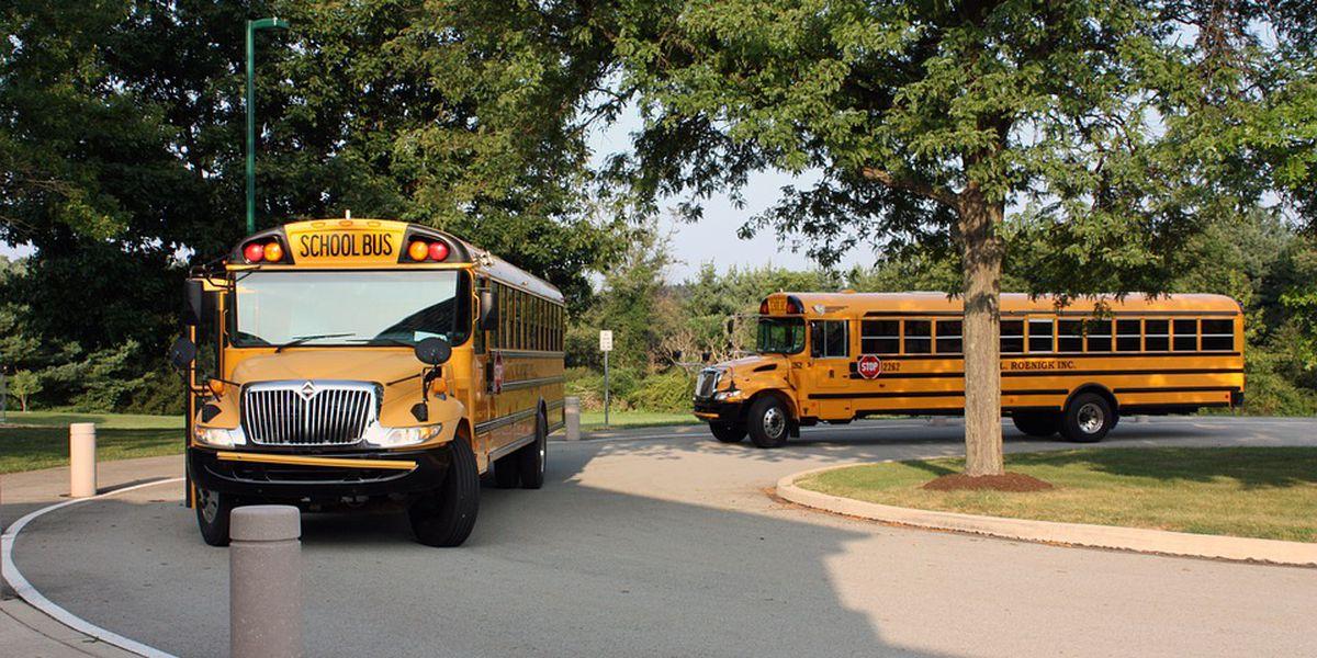 Keeping kids safe: Local school districts warn of school bus dangers