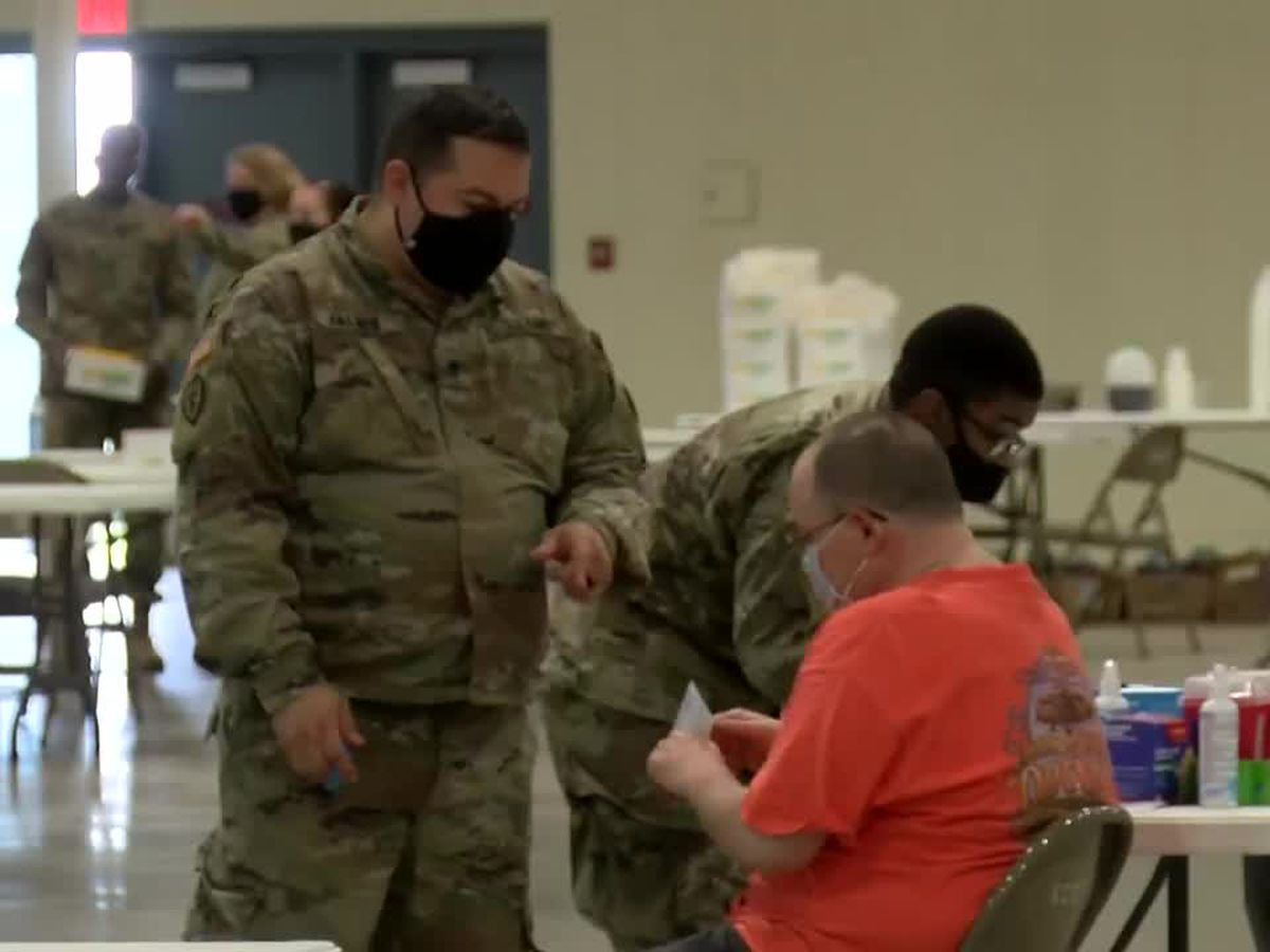 MILITARY MATTERS: Alabama National Guard helping with COVID-19 vaccinations in rural areas
