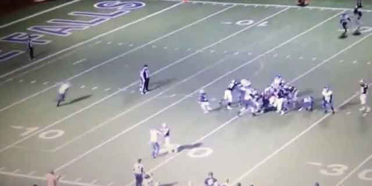 UPDATE: Targeted Texas ref on 'bad call' hit wants to press charges