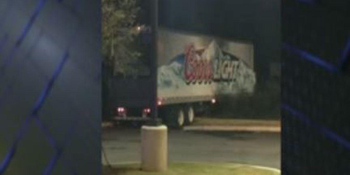 GA man named Miller steals Coors Light truck; runs himself over during escape