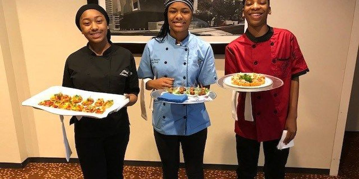 Teen chef from LaGrange accepted to culinary institute