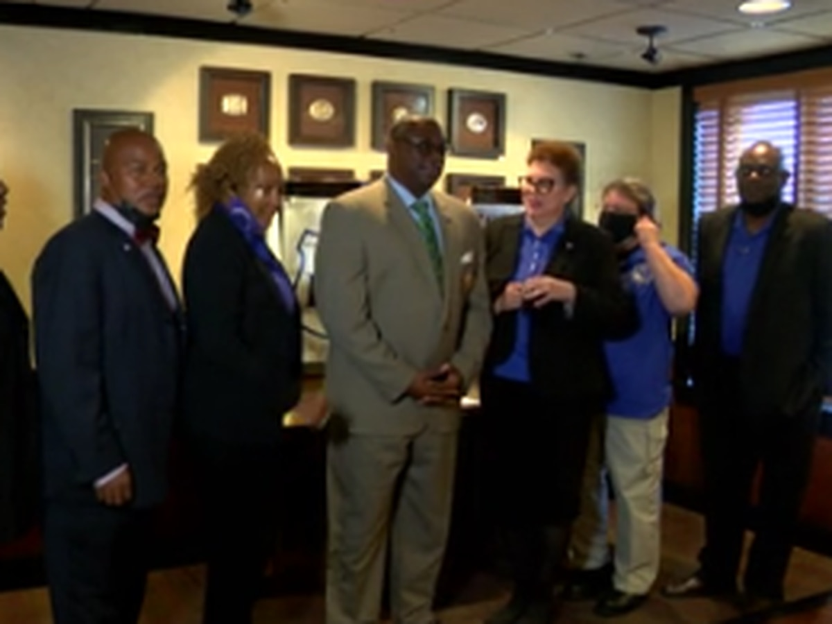 Police Benevolent Association endorses Muscogee Co. Marshal Greg Countryman for sheriff