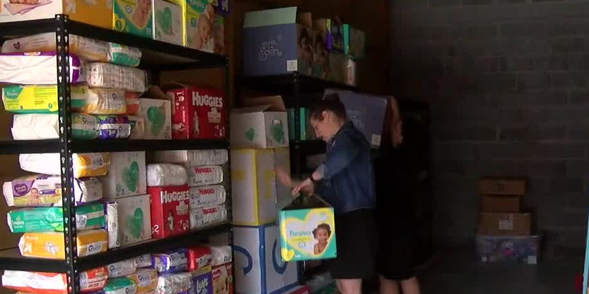 Little Black Dress initiative sees Columbus organization collecting diapers
