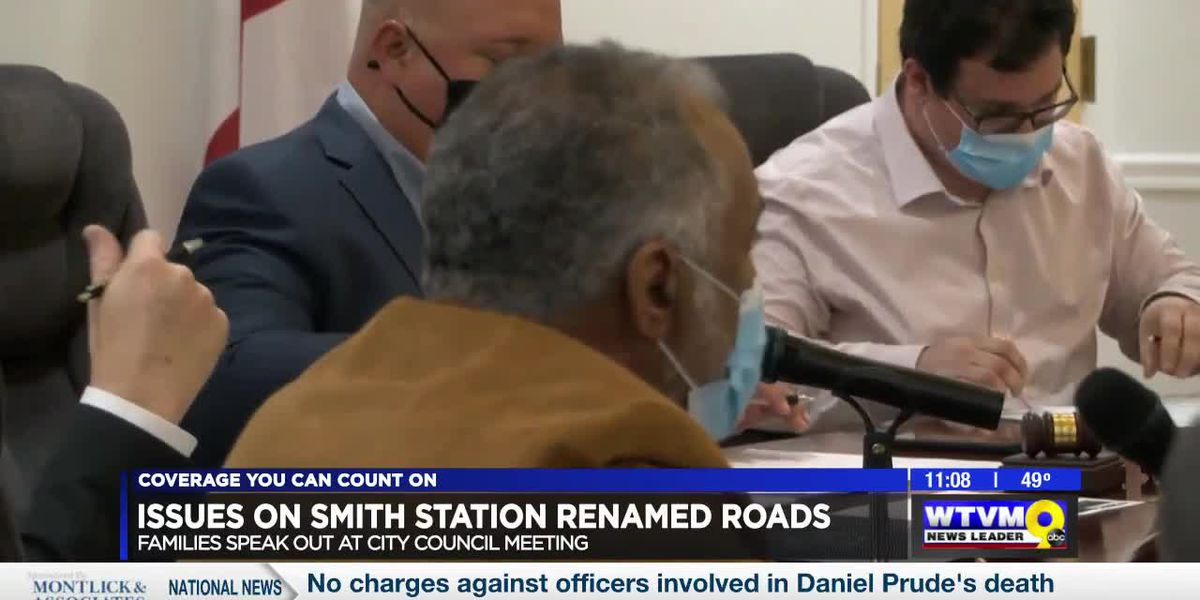 Citizens speak out on renaming Lee Rd. 295 in Smiths Station