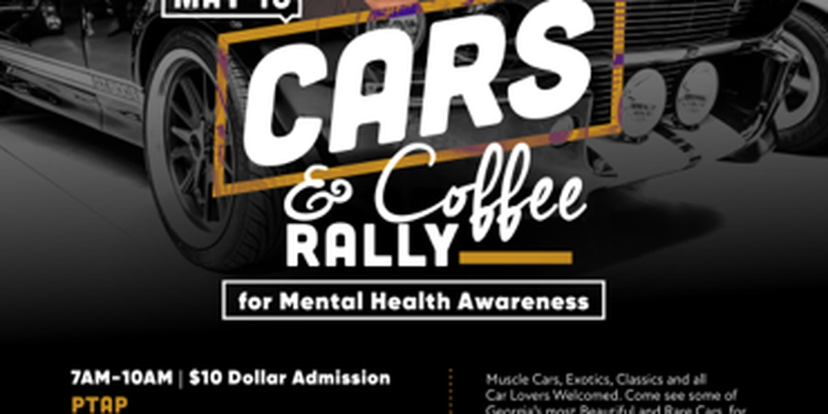 NFL player, Columbus native hosts 'Cars and Coffee' event for mental health awareness