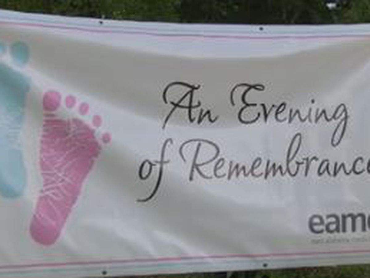 East Alabama Medical Center hosts evening of remembrance for pregnancy, infant loss