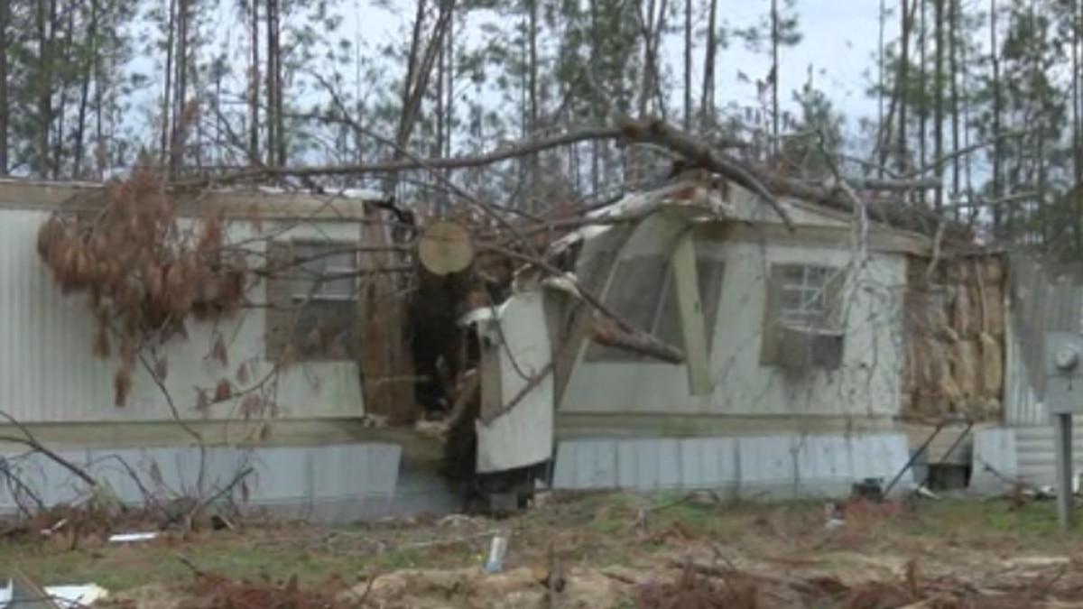 Former Columbus woman recalls devastation of Hurricane Michael on current FL home