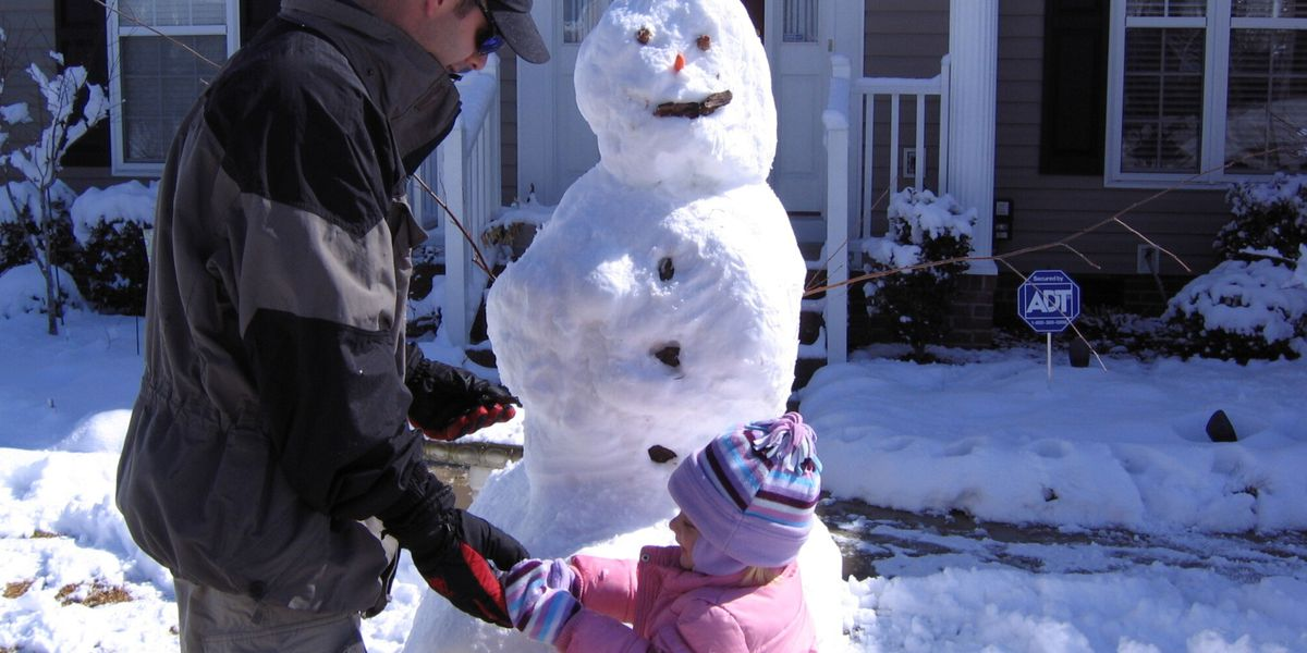 'Go build a snowman.' West Virginia superintendent's snow day announcement warms hearts