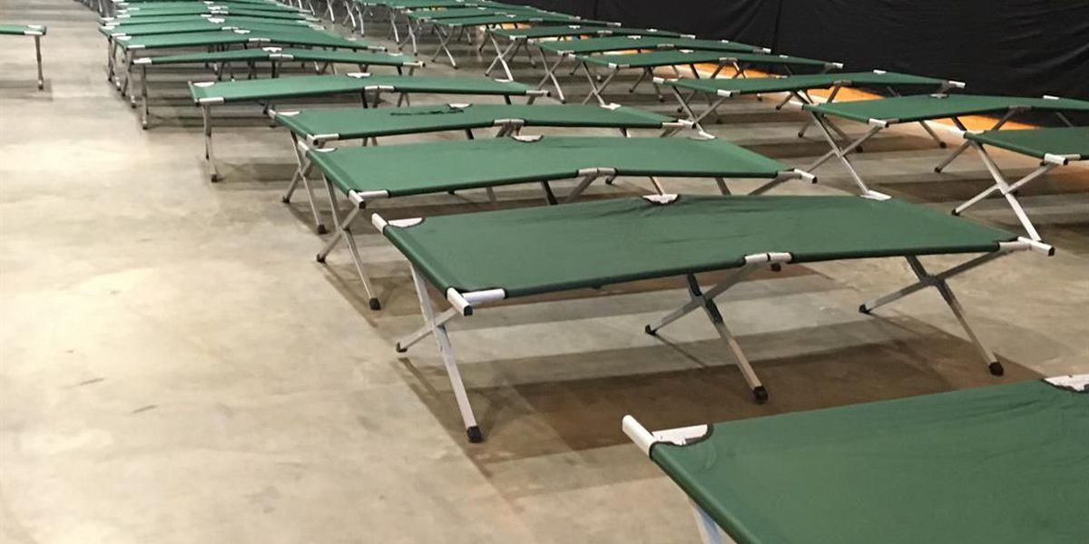 Columbus Civic Center preps for Irma evacuees