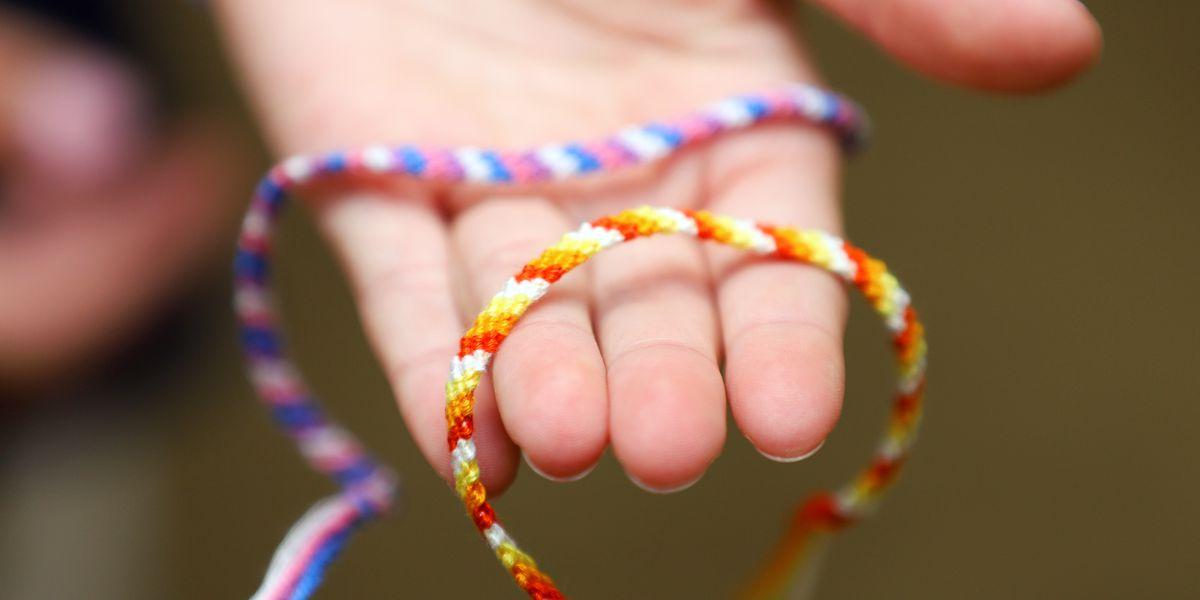 Brookstone 6th grader sells bracelets to make $1K+ donation to PCR