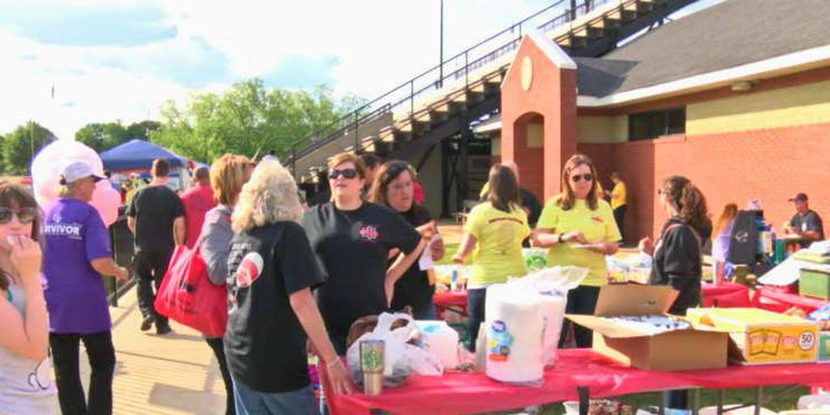 Russell County hosts annual Relay for Life