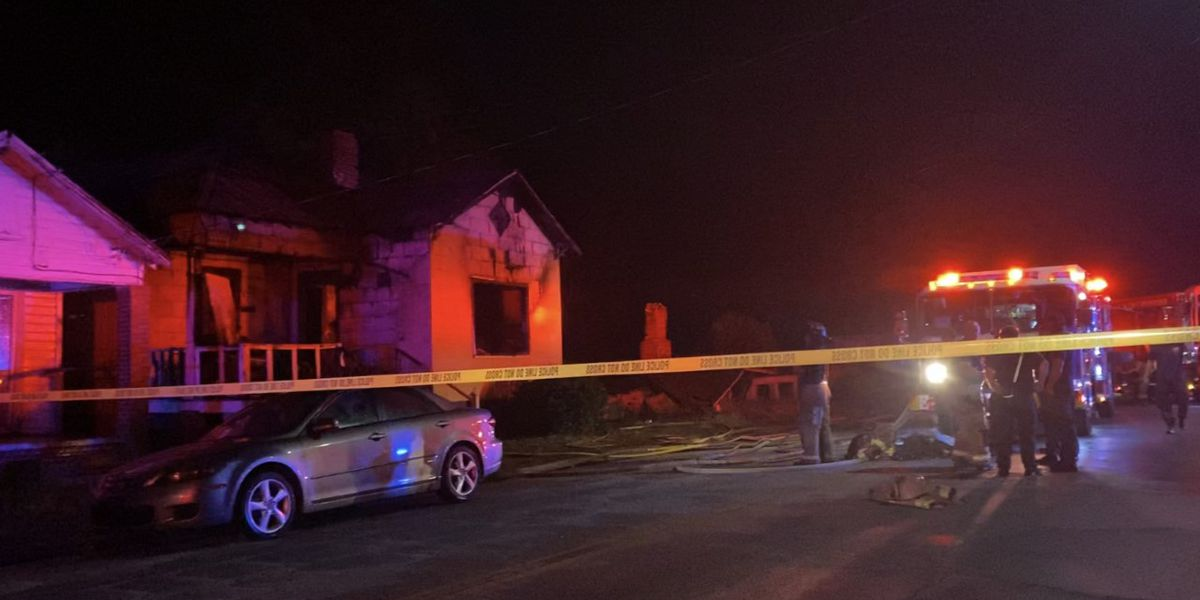 Two killed, one injured in house fire on 6th Ave. in Columbus