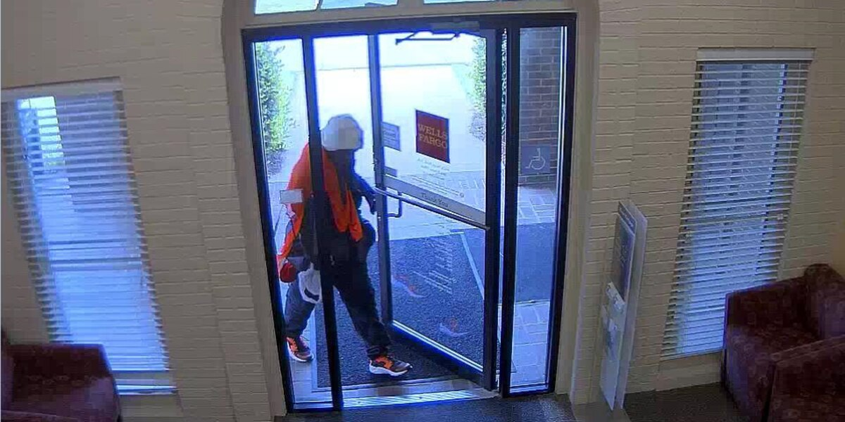 Police release new details on bank robbery at Wells Fargo in Phenix City