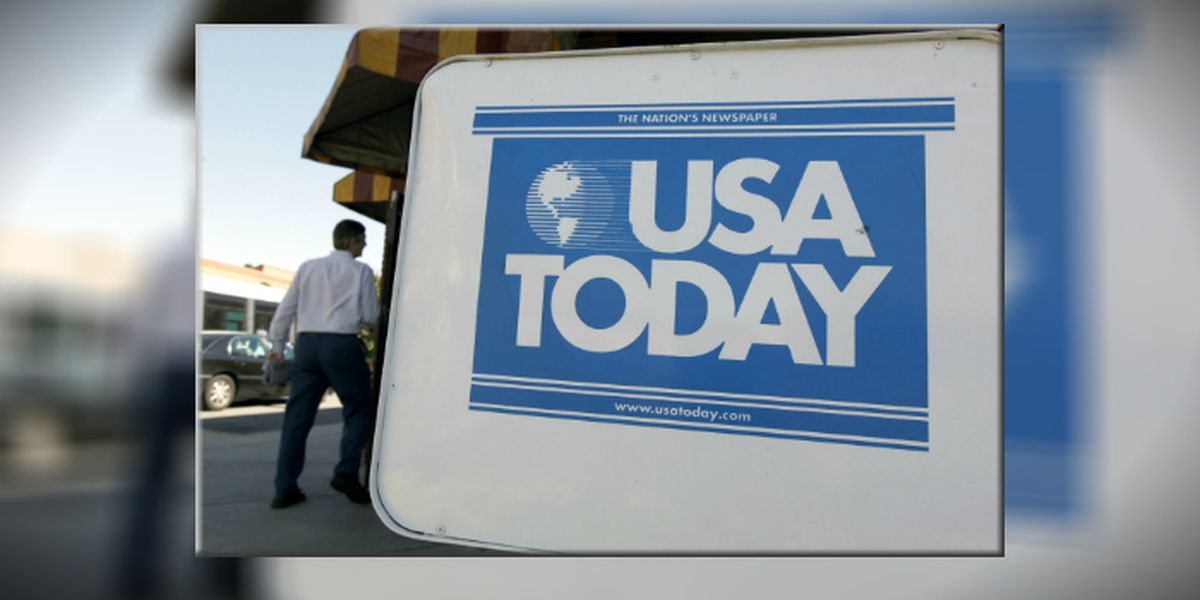 Newspaper chain GateHouse buying Gannett, USA Today owner