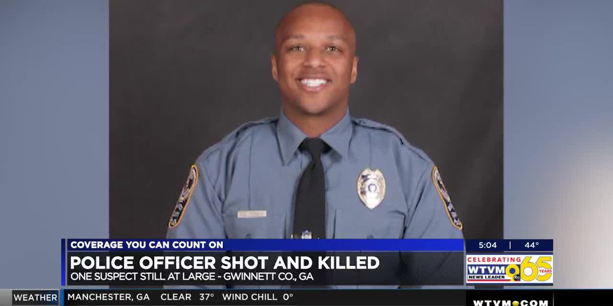 Man wanted for murder of Gwinnett officer has ties to Eufaula