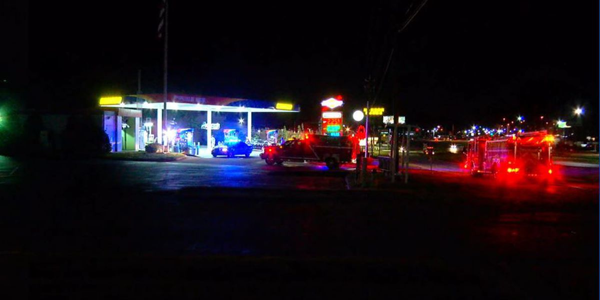 Phenix City police investigate shooting at Sunoco on Hwy. 280