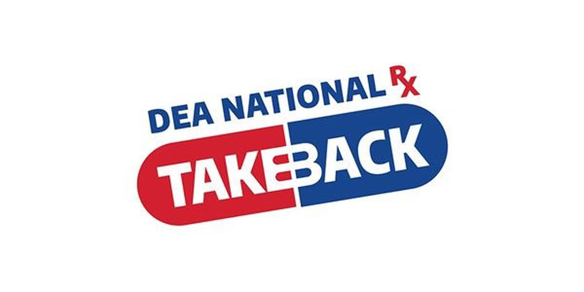 National Drug Take Back Day locations in the Chattahoochee Valley