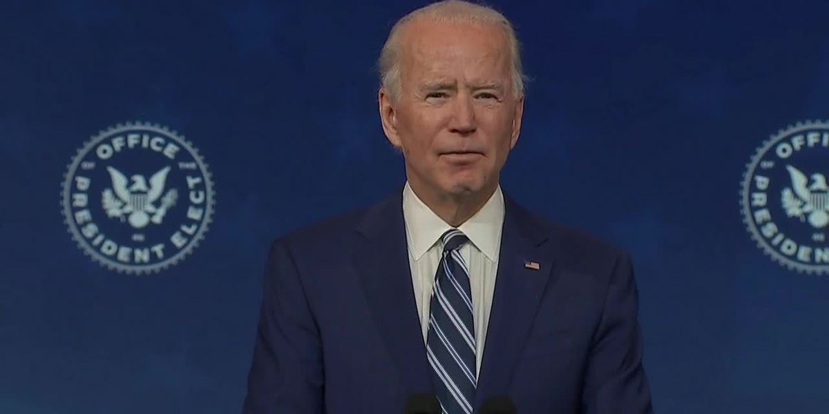 Columbus man shares his experience working on Biden campaign