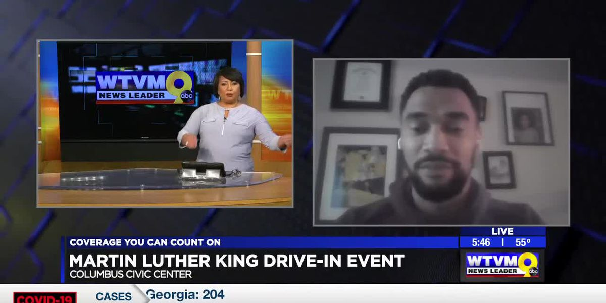 GUEST SEGMENT: City of Columbus hosting virtual, drive-in MLK commemoration event