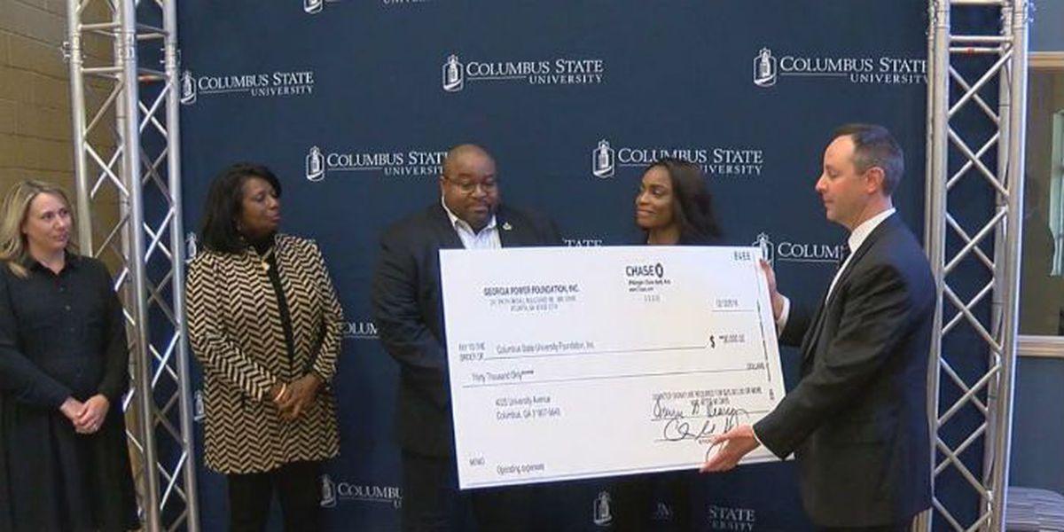 GA Power donates $30K to CSU