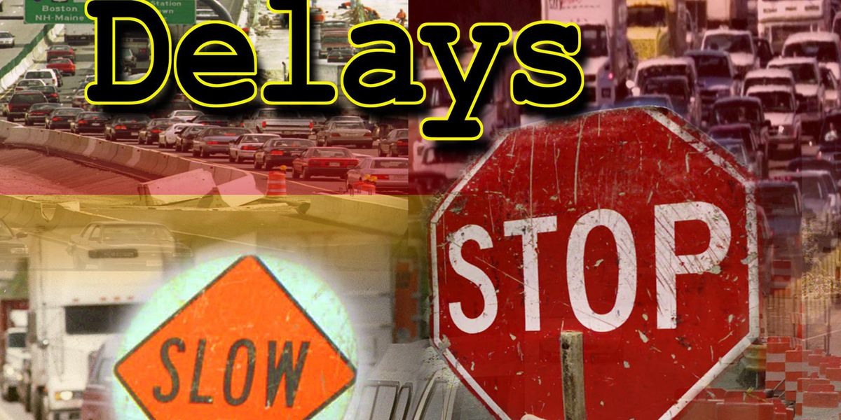 Traffic delays possible due to construction at intersection of Auburn Rd., Hwy. 80 in Phenix City
