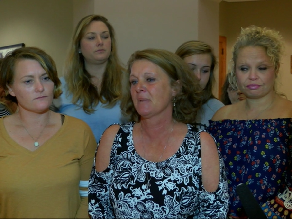 'You are a threat to society' Chambers County mother says to man who killed her son