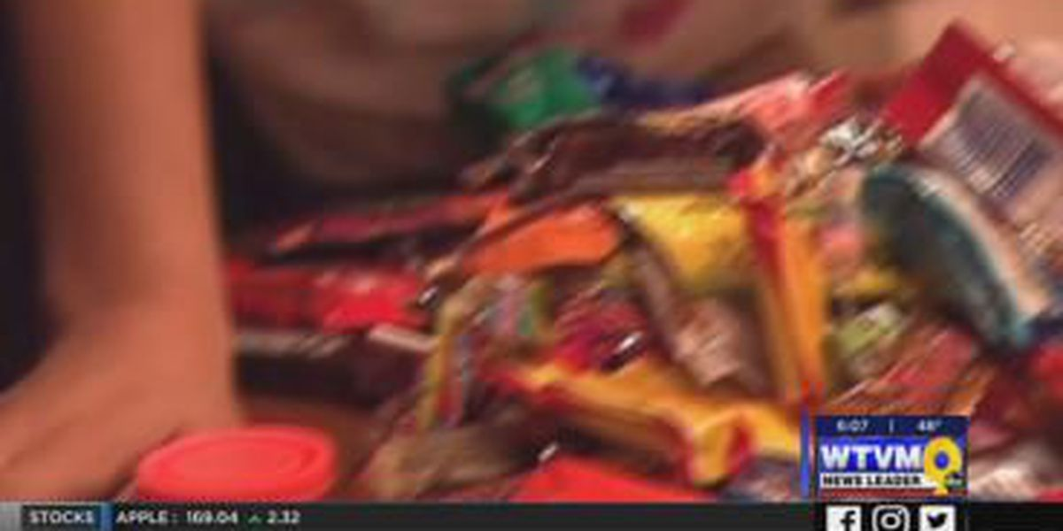 Got leftover Halloween candy? Here's how to recycle those unwanted and unwrapped goodies