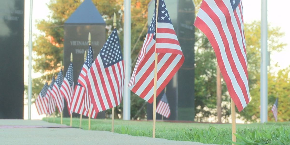Community members recognize Flag Day with ceremony