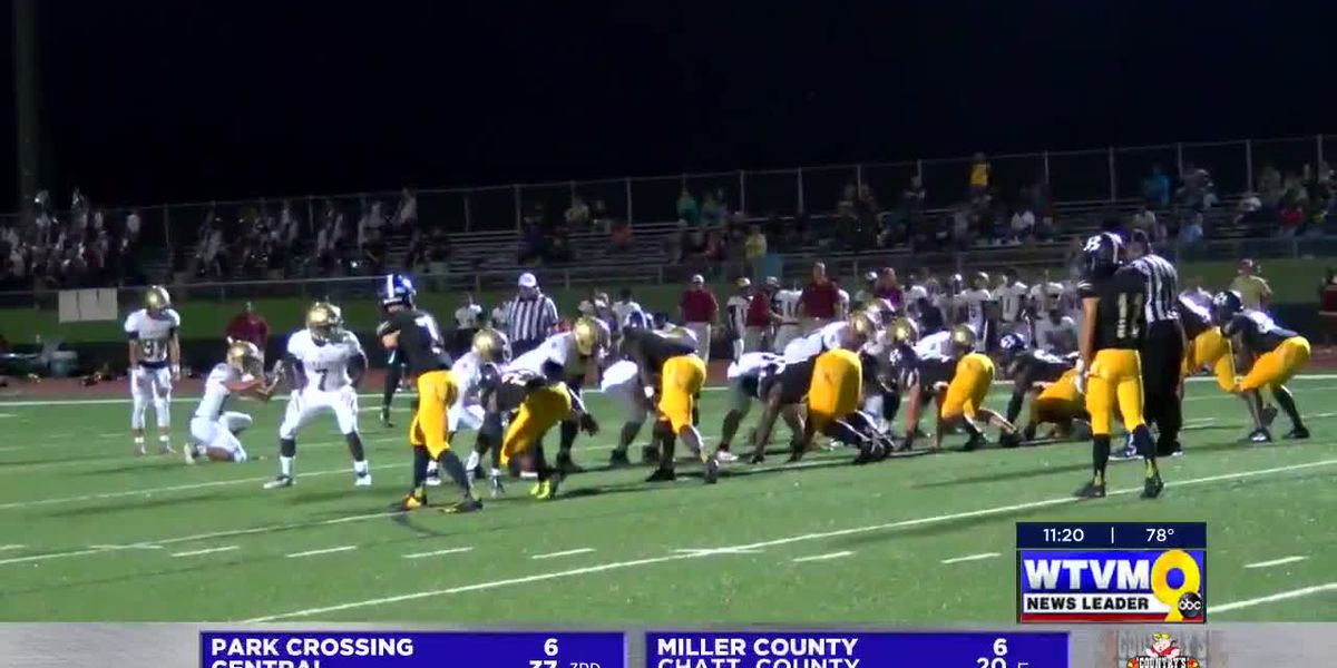 Sports Overtime Play of the Week: Harris County's O'Steen Engine
