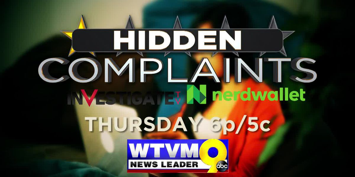 Special Report - Hidden Complaints