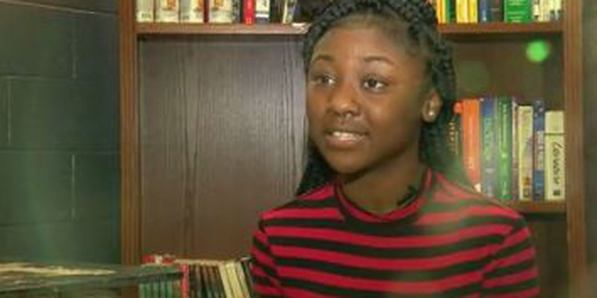 Boys and Girls Club Youth of the Year: Finalist Amiya Cook