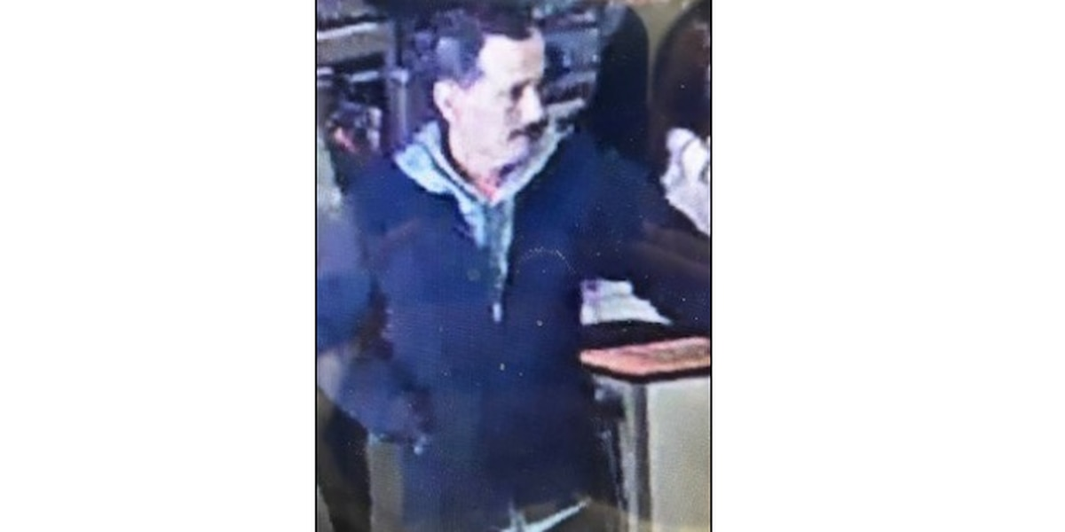 Opelika Police search for man suspected of theft, forgery