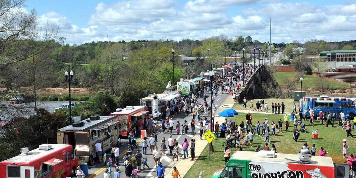 Uptown Columbus announces Spring Food Truck Festival