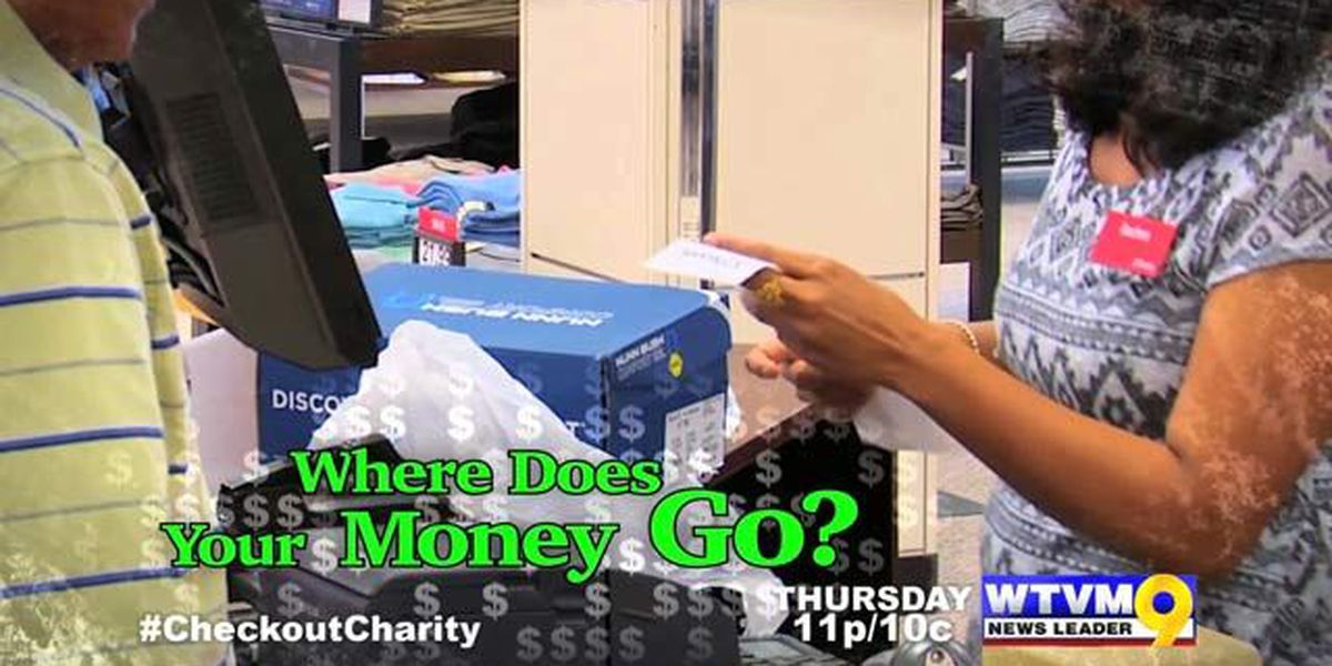 WTVM Special Report: Checkout Charity