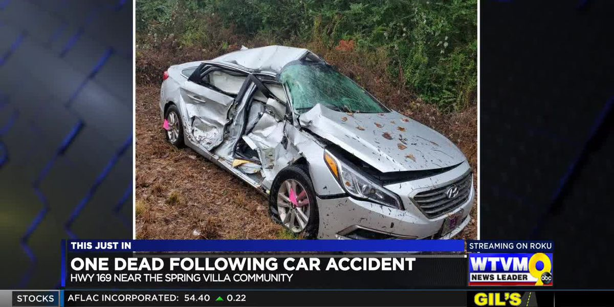 Two vehicle accident on Hwy. 169 in Lee Co. leaves one person dead