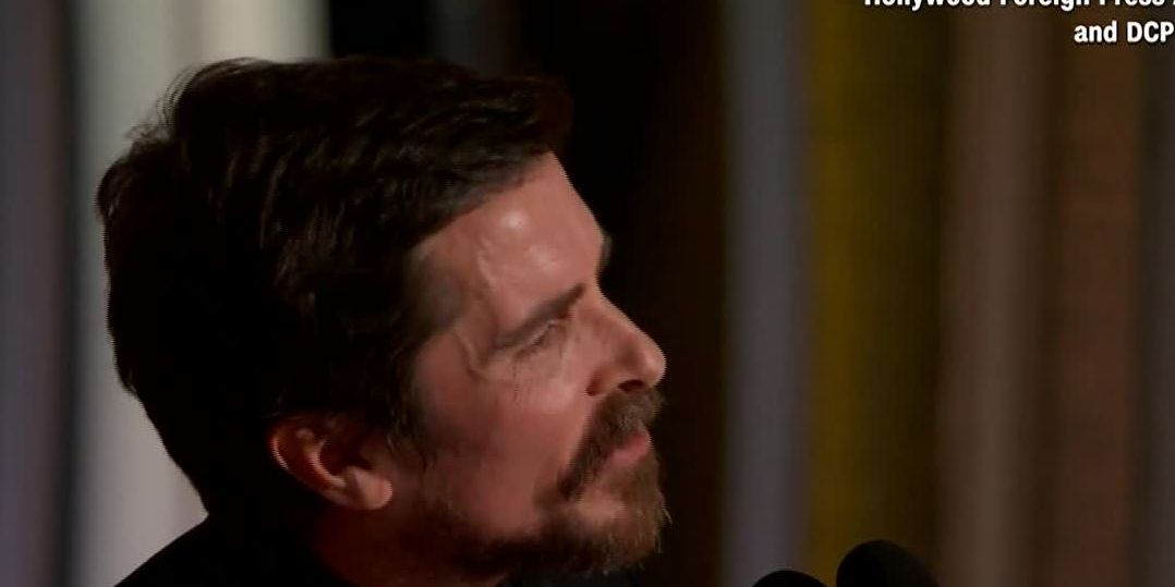 Christian Bale thanks Satan for inspiring him to portray Dick Cheney