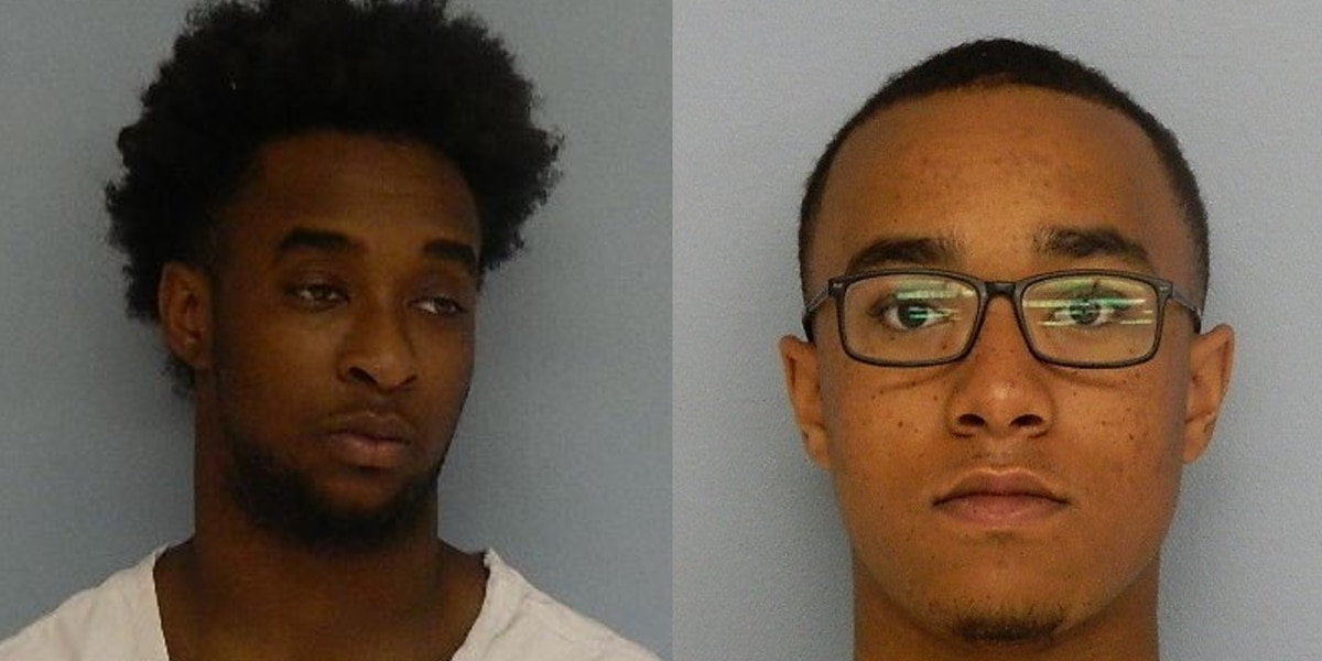 2 Auburn men arrested after assault and robbery