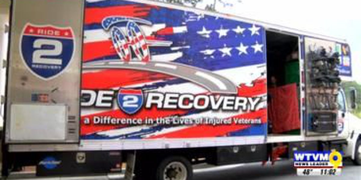 Ride 2 Recovery gives hope to injured veterans