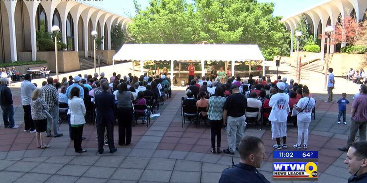 Event honors Columbus violent crime victims to end Victim's Rights Week