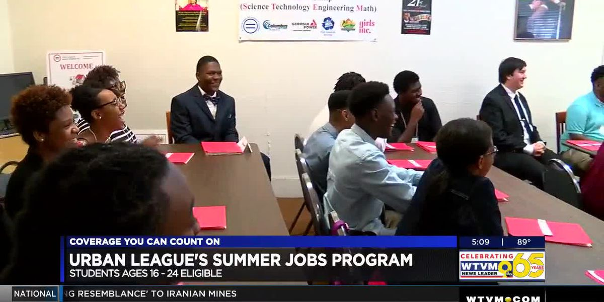 Urban League of Greater Columbus summer jobs program equipping youth for the workforce