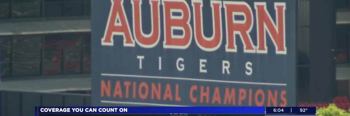 On The Road: Auburn University 6:00 p.m. segment 1