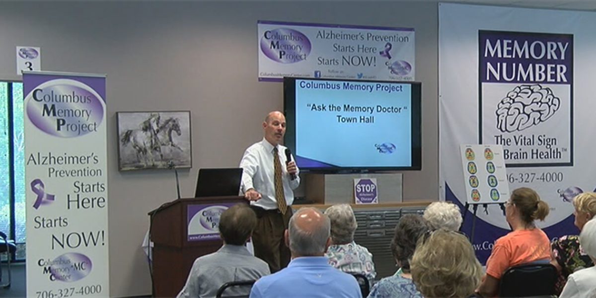 Columbus Memory Project partners with Braintest to fight Alzheimer's