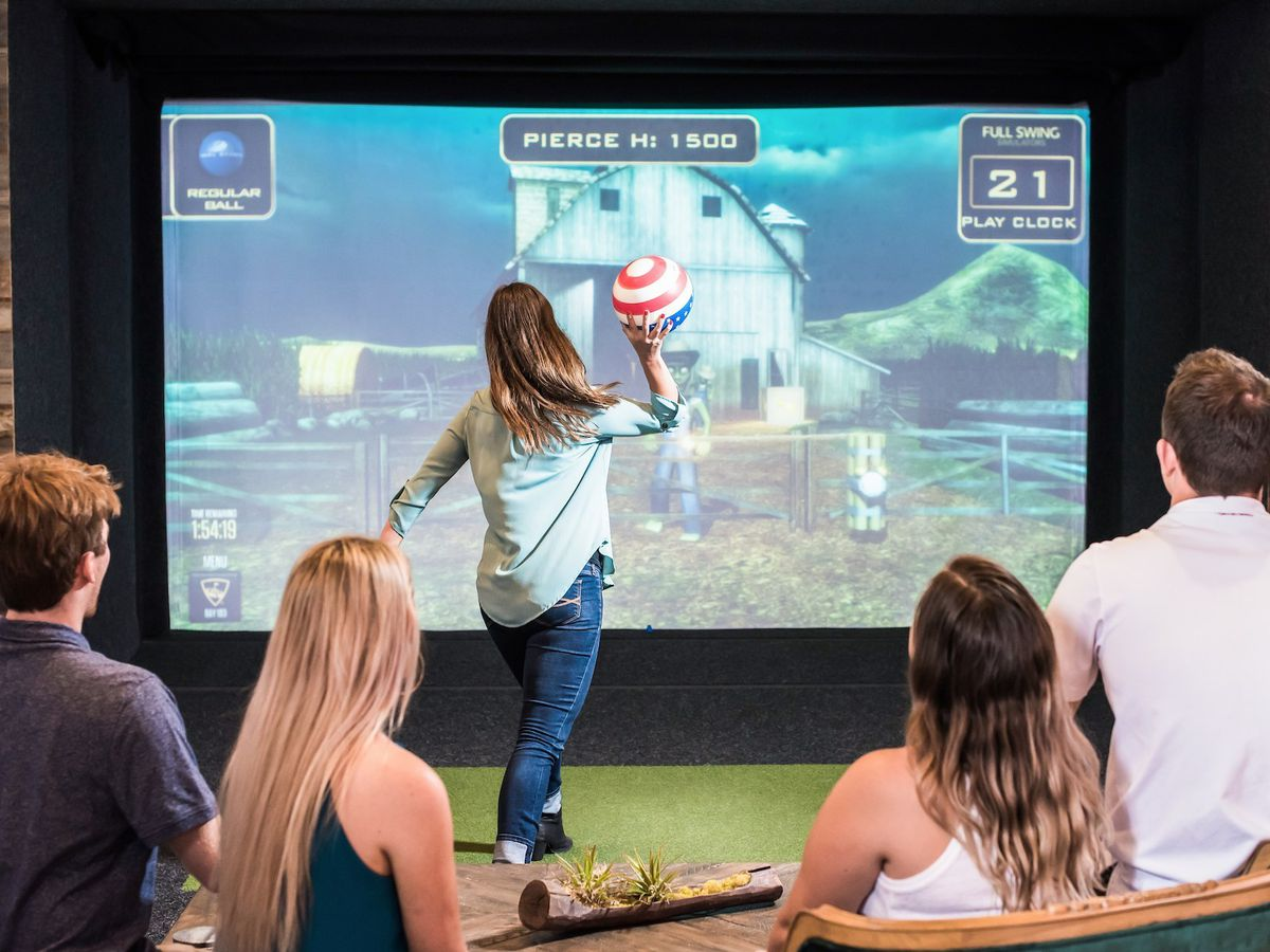 Topgolf Swing Suites opens in Fort Benning