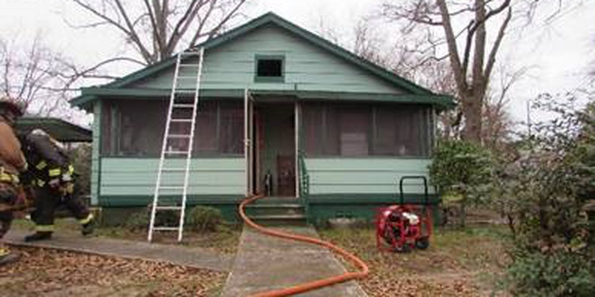Small electrical fire damages attic of LaGrange home on Payne St.